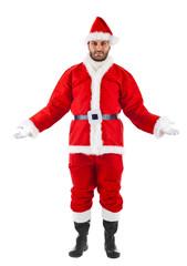 Babbo Natale accogliente