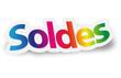 Soldes (sticker)