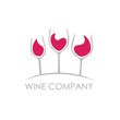Logo Wine enterprise # Vector