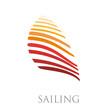 Logo sailing # Vector