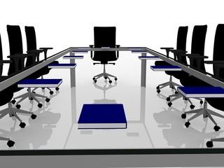 Dirigiendo la reunión