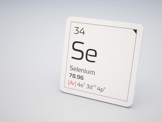 Selenium - element of the periodic table