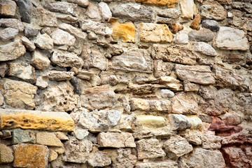 Textura de una vieja pared