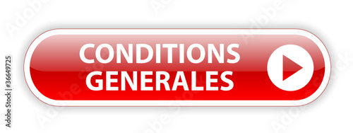"Bouton Web ""CONDITIONS GENERALES"" (vente utilisation contrat)"