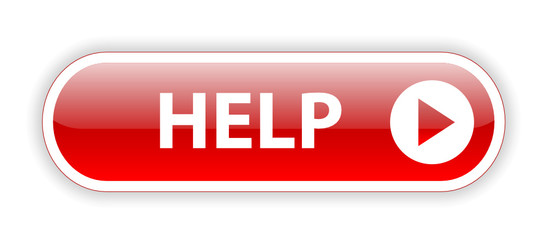 """""""HELP"""" Web Button (support customer service faqs hotline)"""