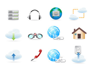 Network Icon sets