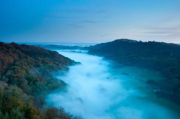 River Wye , Herefordshire , England