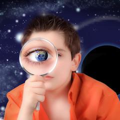 sguardo nell'universo