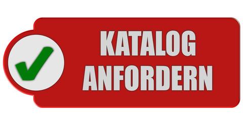 Button rot Haken KATALOG ANFORDERN