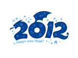 2012 year in the form of a Dragon