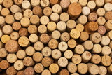 many wine corks for a New Background