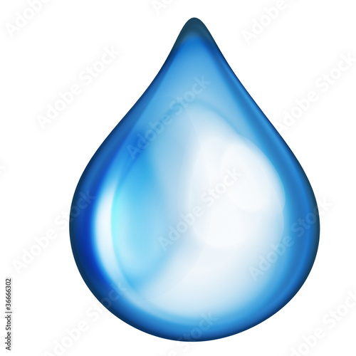 goutte d'eau water drop