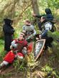 Knights bivouac