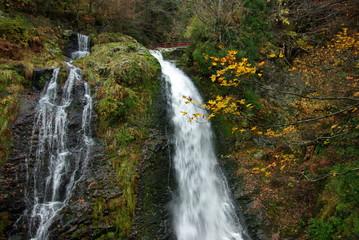 白銀の滝(銀山)