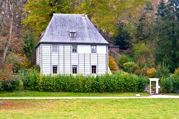 Goethe Garden House Weimar
