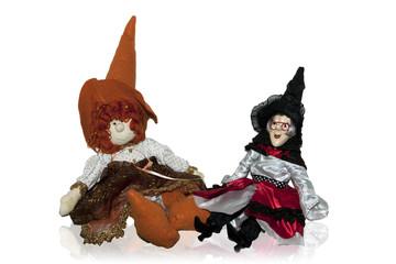 Streghe di Halloween