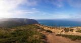 Cabo da Roca viewpoint fence poster