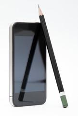 Cellulare a lavoro