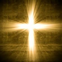 Krzyż światła