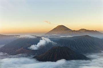 Gunung Bromo Volcano