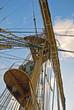 Tackles of the sailing ship