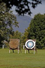 Zielscheiben für Bogenschiessen