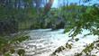 Ecluses sur rivière