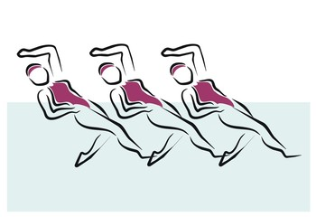 natación sincronizada 2