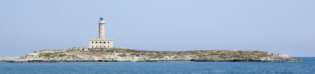 Vieste, lighthouse