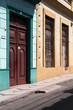 Cuba architecture in Matanzas