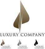 Fototapety Luxury Emblem