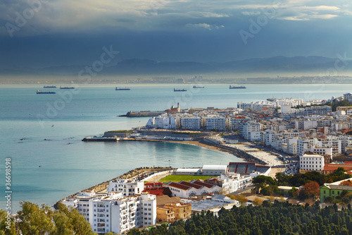Algiers city