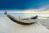 Fototapety Fisherman boat