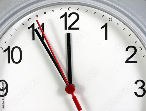 Wall clock dial - 36701924
