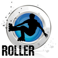 bouton roller