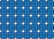 Solarzellen Modul Muster 1