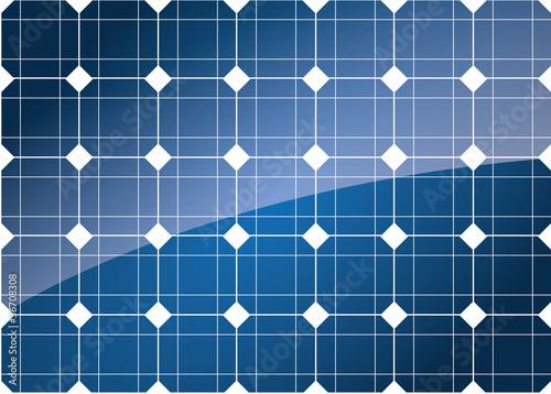 Solarzellen Modul Muster 2