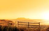 Fototapety Sunset HDR over the ocean