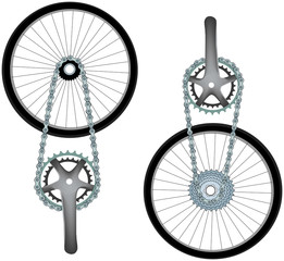 pignone bicicletta