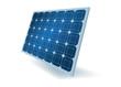 Solarzellen Modul 3d