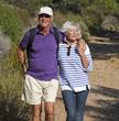 couple âgé en forme