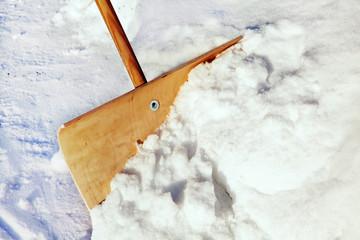 Schneeschieber 446