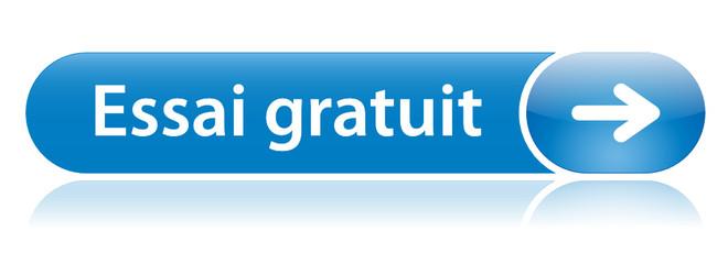 Bouton Web ESSAI GRATUIT (acheter découvrir commander en ligne)