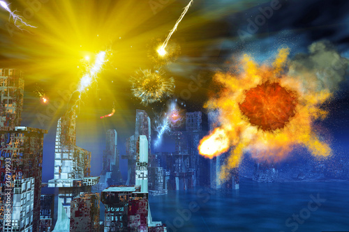 Armageddon in New York