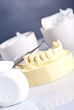 jaw and dental care poster