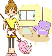 Sprzątanie Gospodyni