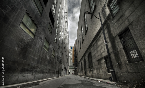 Ominous-Alleyway