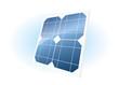 Solarzellen Modul 3d 2