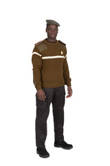 uniforme détouré