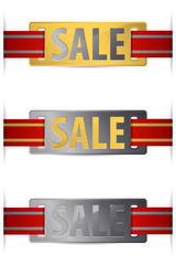 Sale badge